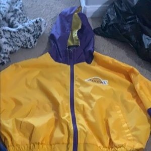 Laker Crop top jacket